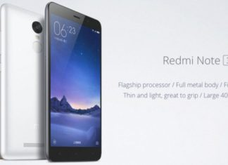 redme note 3 pro