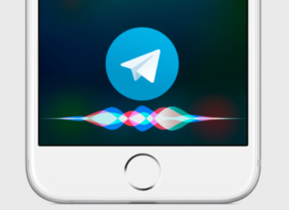 Aggiornamento di Telegram Messenger per iOS 10