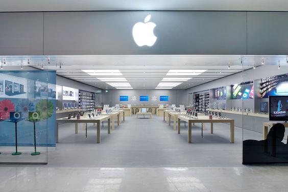 Nuovo Apple Store a Roma