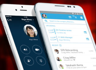 Un nuovo Skype approda approda su iOS