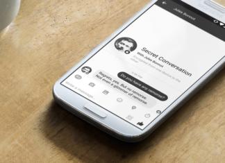 secret conversations Facebook Messenger