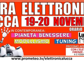 Fiera Elettronica Lucca 2016