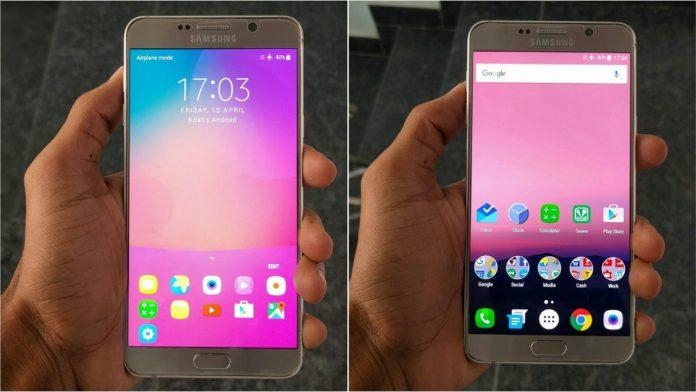 Android Nougat arriverà sul Galaxy S6 e S6 Edge