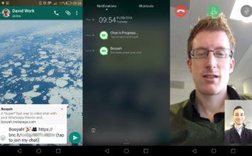 Come fare videochiamate su Whatsapp