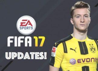 FIFA 17 si aggiorna alla versione 1.03 per Xbox One e PS4