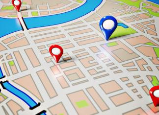 Google Maps negato nella Corea Del Sud