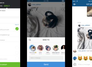 Instagram Direct protegge la privacy degi utenti