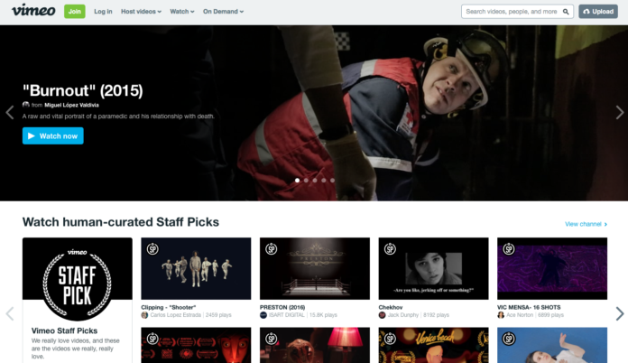 Vimeo punta all'abbonamento streaming
