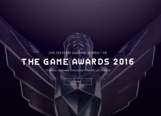Game Awards 2016 comincia a dicembre
