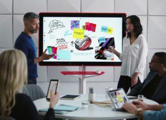 Google inventa Jamboard, la lavagna multimediale