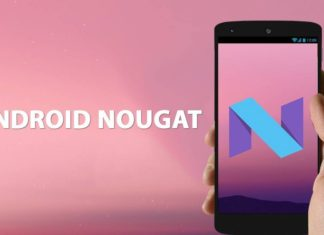android nougat 7.1.1 sbarcherà sul Nexus 6