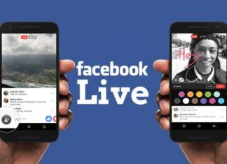 facebook live inserisce video a 360 gradi