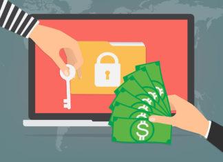 ransomware blocca i device