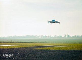 Amazon vuole i magazzini volanti