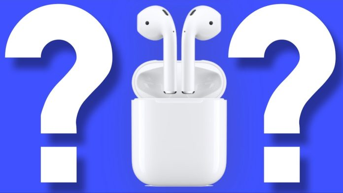 Dove sono le AirPods di Apple?