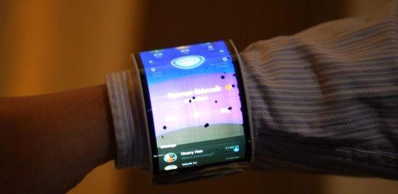 Lenovo foldable smartphone