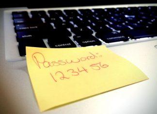 password troppo semplici 123456