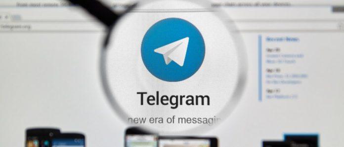 telegram permette di eliminare messaggio inviato