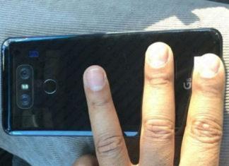 LG G6 scocca impermeabile