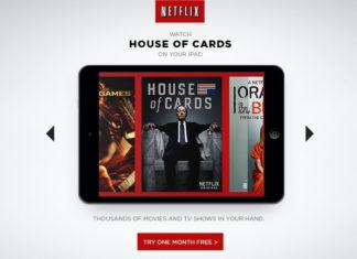 Pubblicità su Netflix