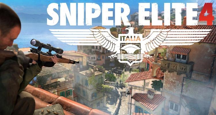 Sniper Elite 4 si mostra nel trailer di lancio