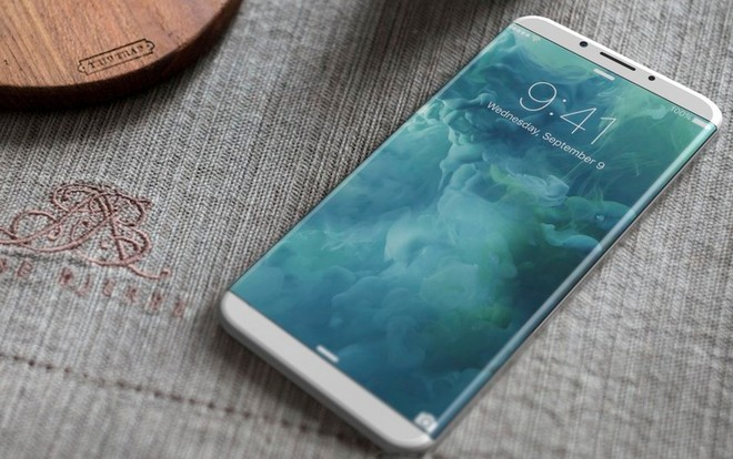 IPhone 8, conferme per display OLED e ricarica wireless