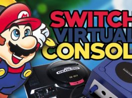 nintendo switch non avrà la virtual console