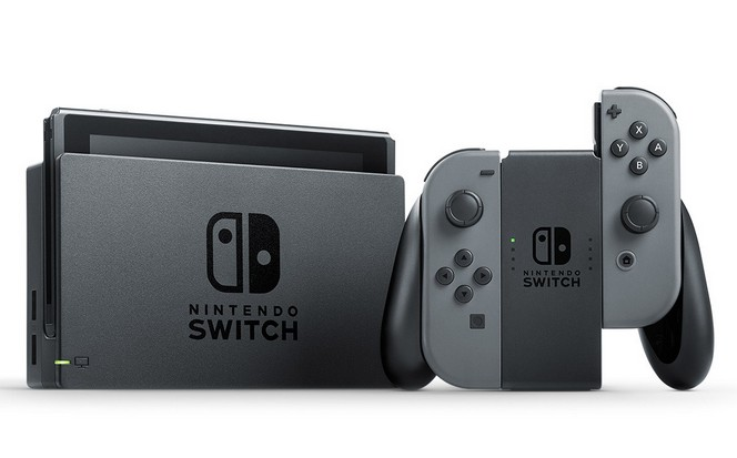 Nintendo Switch: il primo unboxing ufficiale