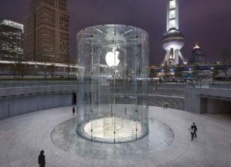 Apple aprirà due centri di ricerca in Cina