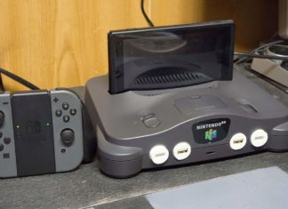 Nintendo 64 diventa una docking station per la Switch