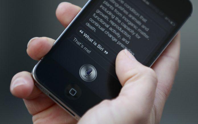 Apple , Siri ascolterà solo la voce del padrone