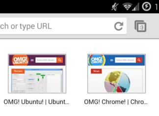 Google Chrome faccine ammiccanti