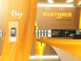 Rete mobile Fastweb in totale blackout
