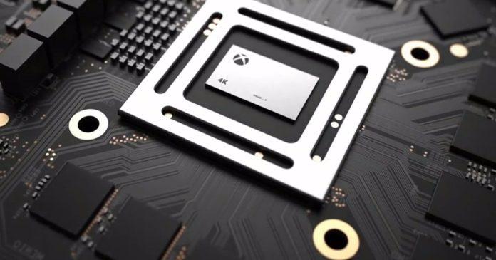 Xbox Scorpio verrà presentata giovedì 6 aprile 2017