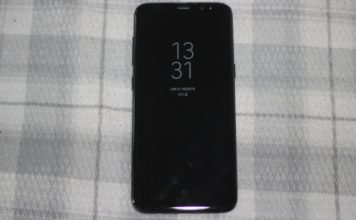 Always On Display Samsung Galaxy S8