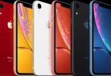 Apple rilascia il nuovo iPhone XR con nuovi colori