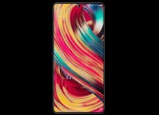 Xiaomi Mi MIX 3 sul sito online Russia