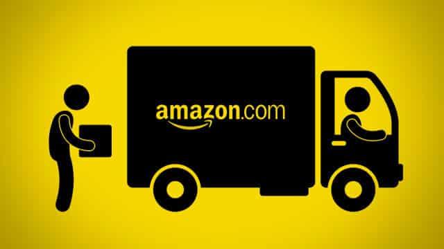 Amazon consegne standard gratuite per una settimana