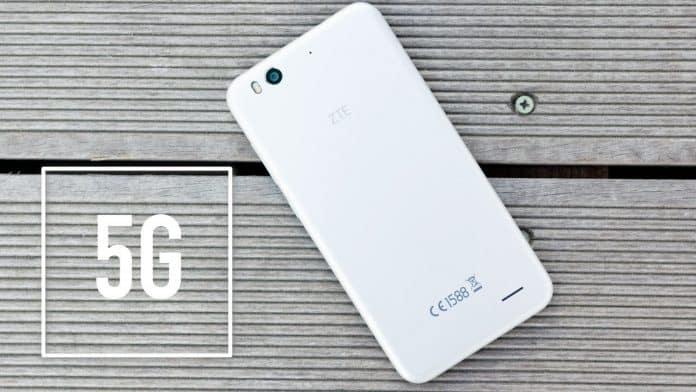 Il primo smartphone 5G è di ZTE
