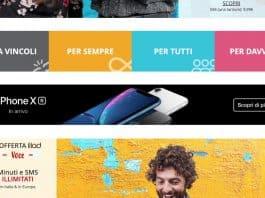 Iliad vende gli iPhone di Apple