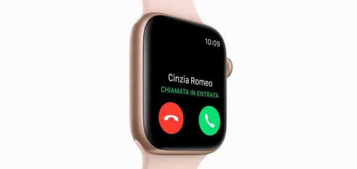 vodafone one number regala 5 GB internet su apple watch