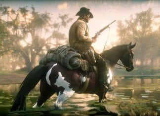 Aggiornamento di Red Dead Redemption 2