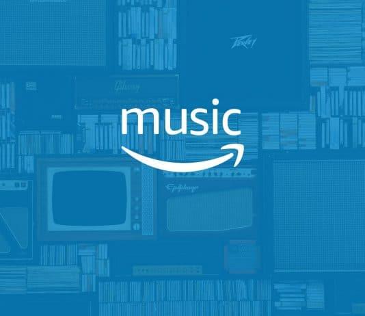 Amazon Music disponibile su Android TV