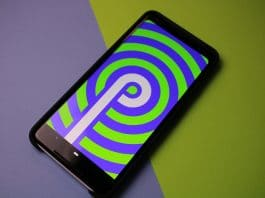 Android Pie Samsung Galaxy S9