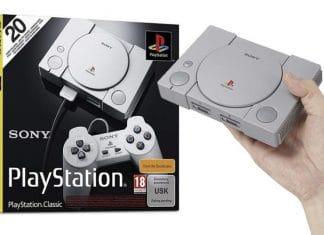 Arriva in Italia la PlayStation Classic