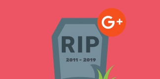 Chiusura di Google Plus aprile 2019