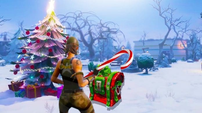 Fortnite Sfida di Natale 8 ricompensa Take The Elf disponibile a gennaio 2019