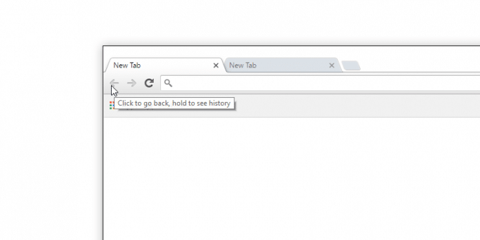 Google Chrome ferma i siti che bloccano la pagina indietro