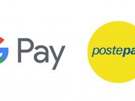 Google Pay arriva anche su PostePay Evolution