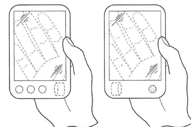 Il brevetto di Sony per lo schermo trasparente